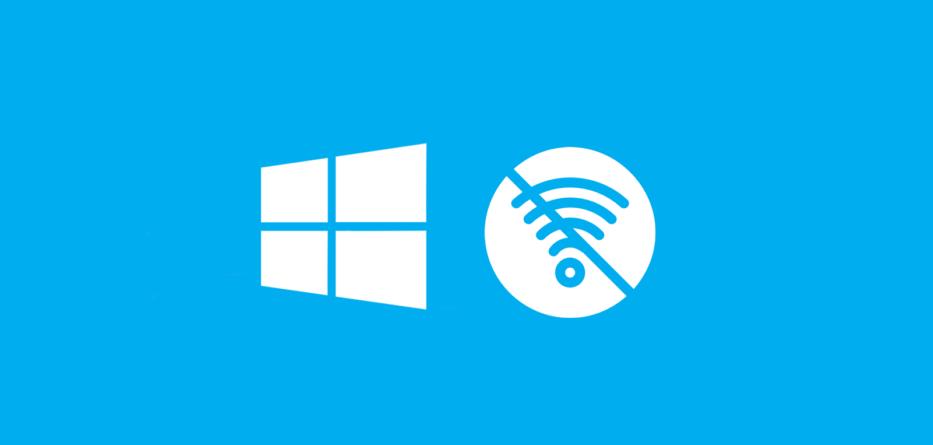 Windows 10'da Oluşan Wi-Fİ Sorunu