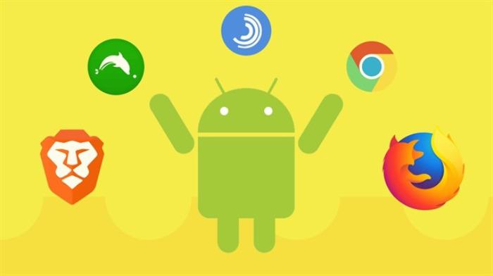 Android Cihazda En İyi Tarayıcılar