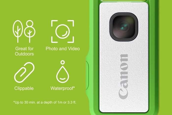 YouTuber kamerası Canon IVY REC yakında!