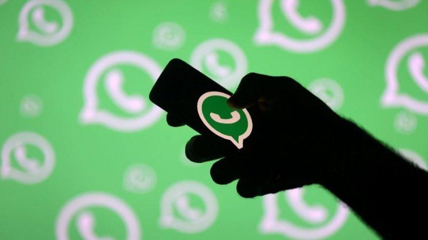 WhatsApp'ta konferans görüşme işlemi