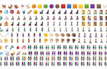 Google Android Q'ya 65 yeni emoji getiriyor