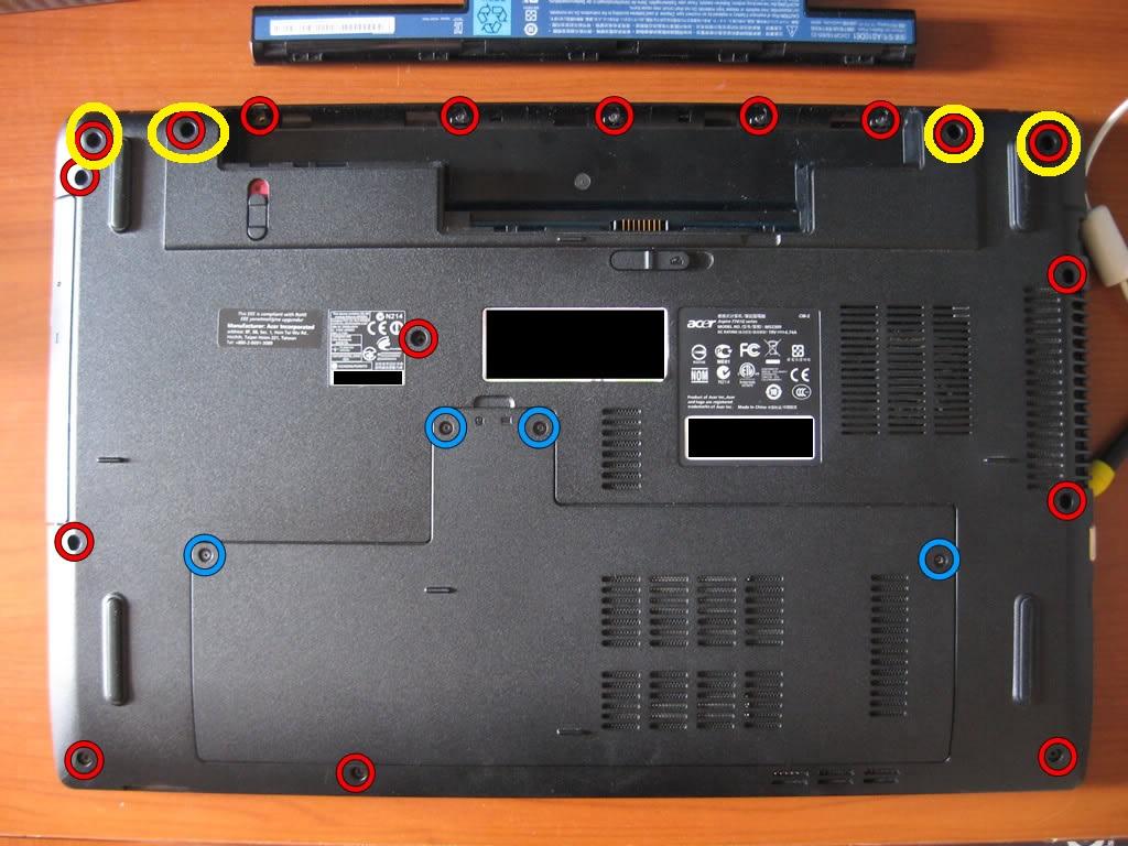 Laptop Vidasını Nasıl Sökebilirim?