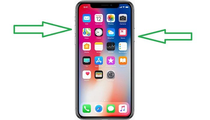 iPhone X ve İleri Serisinde Nasıl Ekran Görüntüsü Alınır?