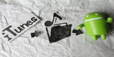 iTunes'ten Android Cihazlara Müzik Aktarma İşlemi