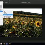 Photoshop uygulamasında resim çevirme ve döndürme özelliği nasıl yapılır ?