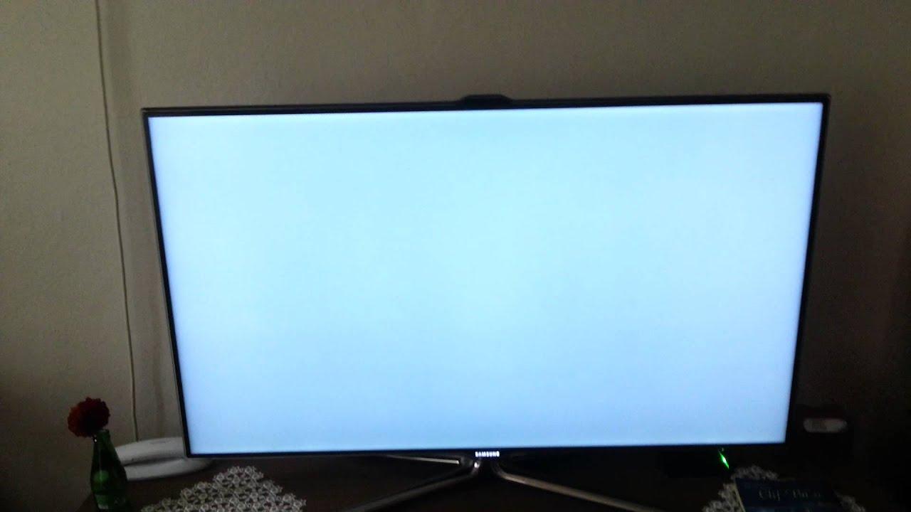 LG Televizyon da Beyaz Ekran Sorununun Çözümü Nedir?