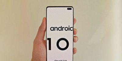 Galaxy Note 10'a Android 10 Güncellemesi Geliyor!