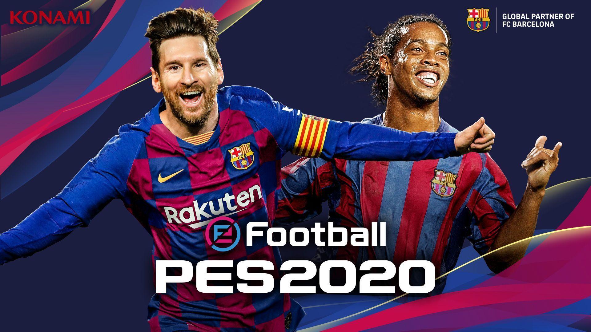 eFootball PES 2020 Android İndirme Ücretsiz Sunuluyor!