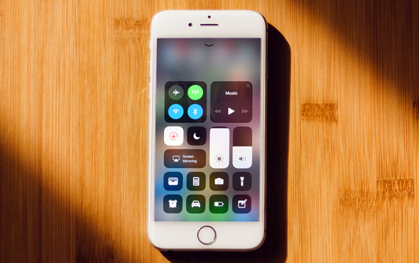 iOS 11'de Wi-Fi Şifresini Paylaşma İşlemi!