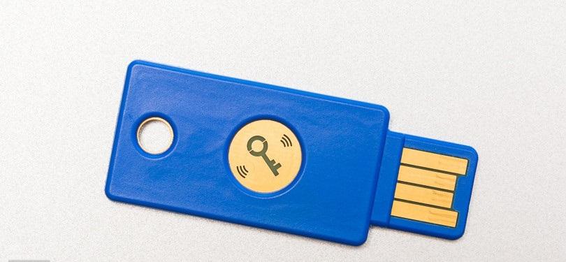 Security Key Nedir? Güvenli Mi?