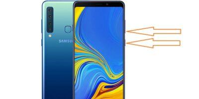Samsung Galaxy A90 Ekran Görüntüsü Alma İşlemi