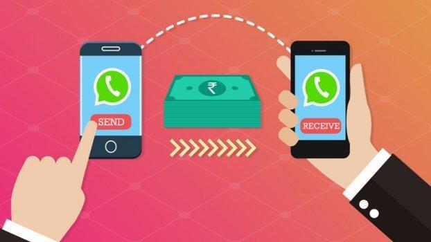 WhatsApp'tan Para Gönderme İşlemi!