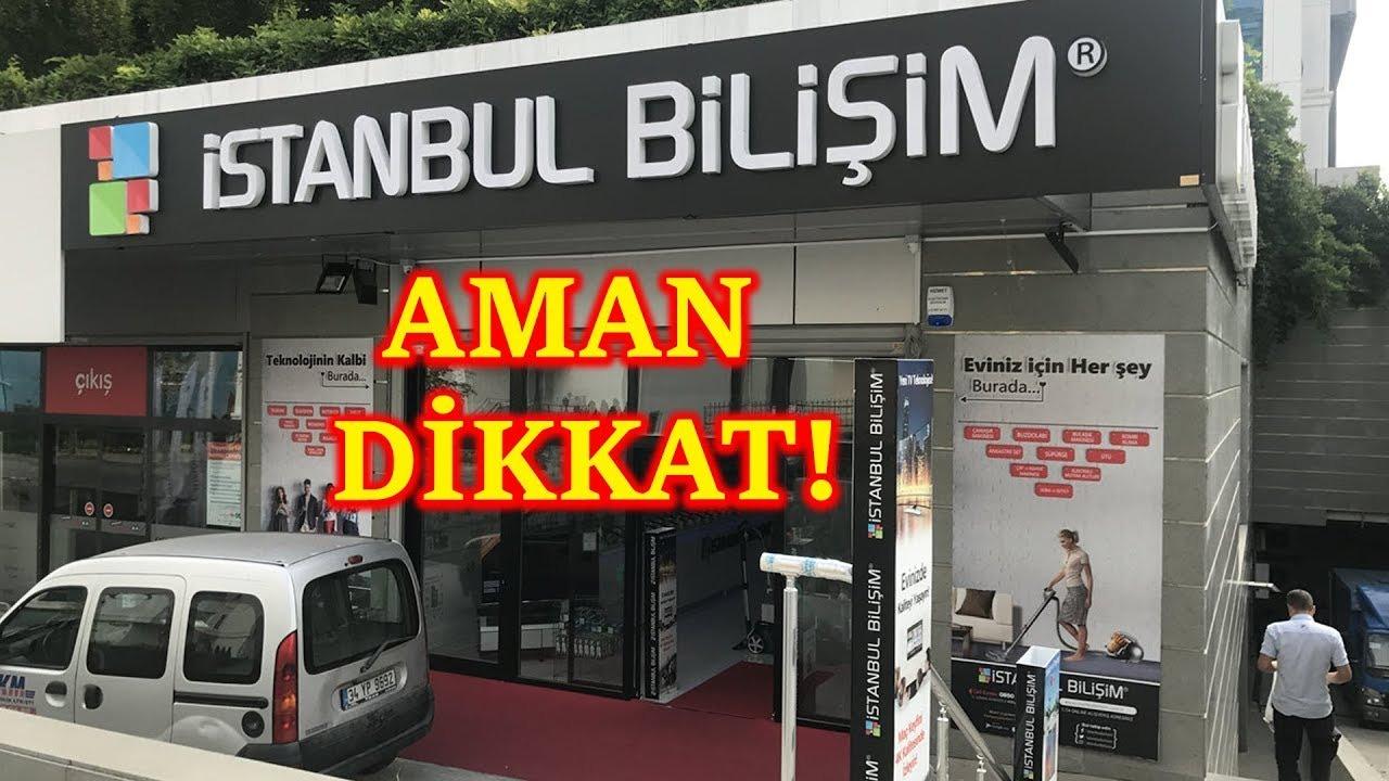 İstanbul bilişim güvenilir mi?