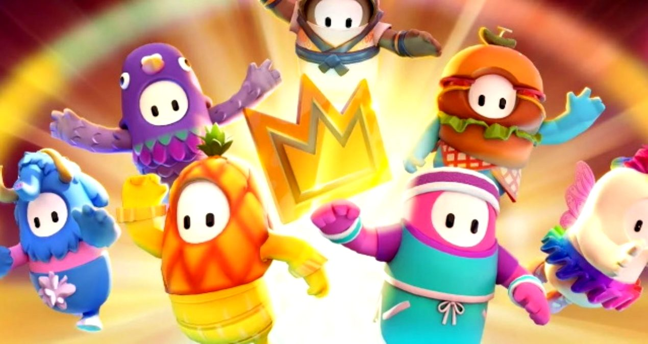 Fall Guys Benzeri Oyunlar (iOS ve Android)