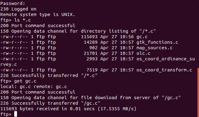 Anonymous FTP(File Transfer Protocol) Nedir?