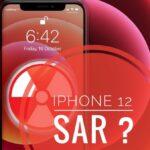 iPhone 12 Sar Değeri