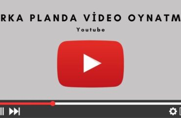 Kilit Ekranında Youtube'u Oynatma