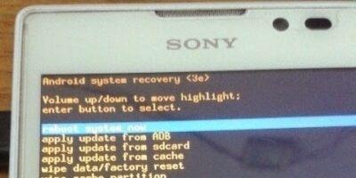 Sony Xperia L3 Format Atma Ve Sıfırlama