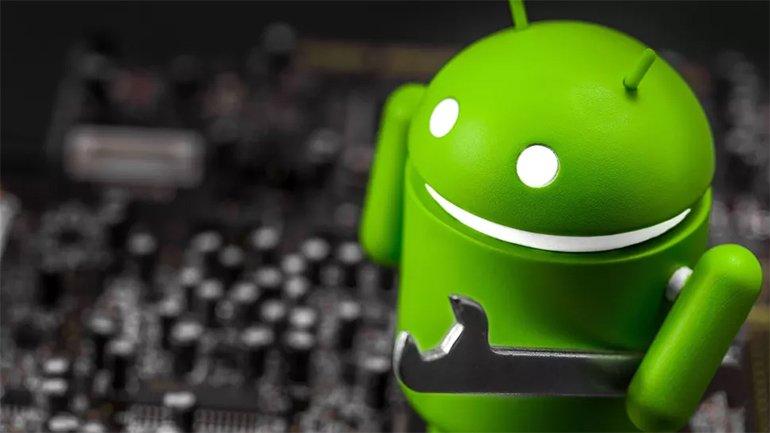 Android Sistem Güncellemesi