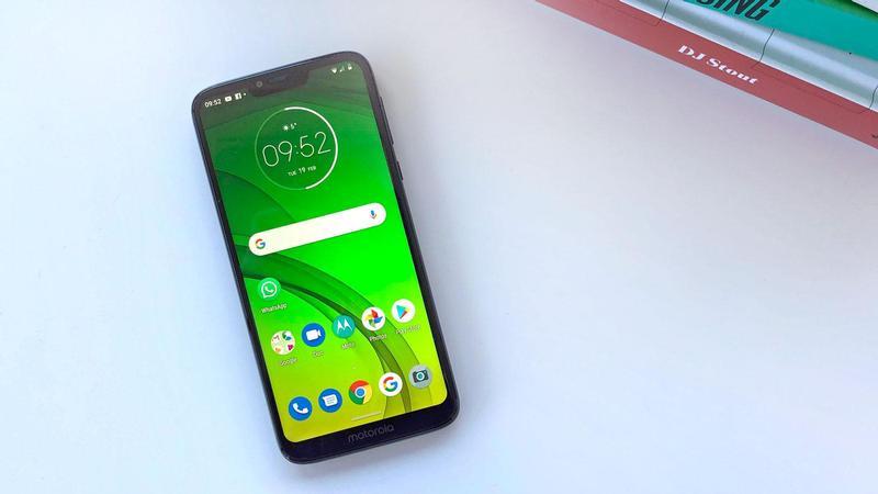 Motorola Moto G7 Power Format Atma Ve Sıfırlama