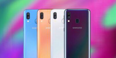 Samsung Galaxy A40 Format Atma Ve Sıfırlama
